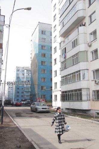 Все хотят квартиру в Алматы