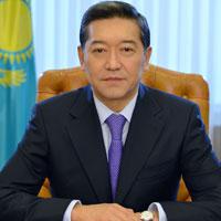 Серик Ахметов