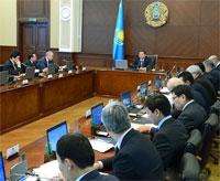Правительство направило на рассмотрение в Мажилис пакет законопроектов