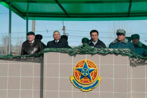 В Петропавловске почтили память военнослужащих, погибших на таджикско-афганской границе (фото)