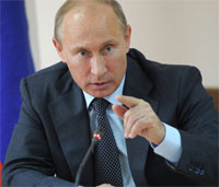 Путин подписал закон, запрещающий материться в СМИ