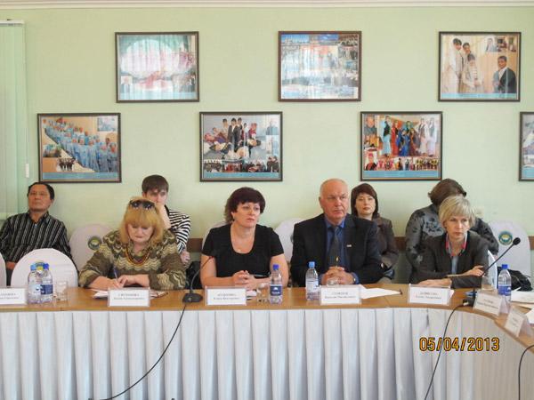 В ВКО прошло расширенное заседание Совета общественности по вопросам модернизации пенсионной системы