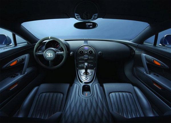 Книга Гиннесса лишила Bugatti Veyron звания самого быстрого автомобиля