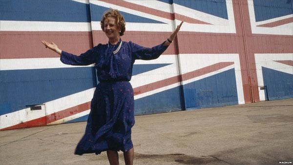 Маргарет Тэтчер - жизнь в фотографиях