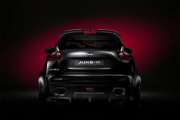 Nissan построит Juke с вертолетом на крыше