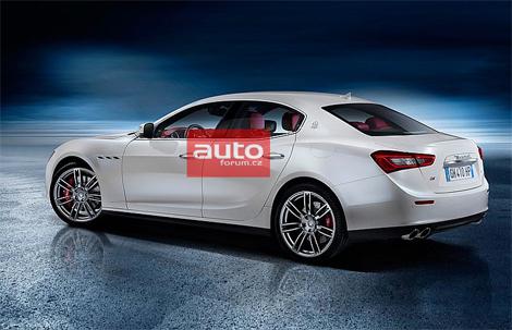 Конкурента «пятерки» BMW от Maserati рассекретили досрочно