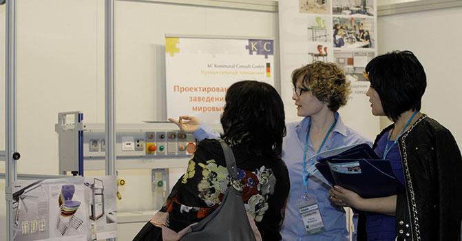 В Астане стартовала выставка технологий для образования «WORLDDIDAC Astana 2013»