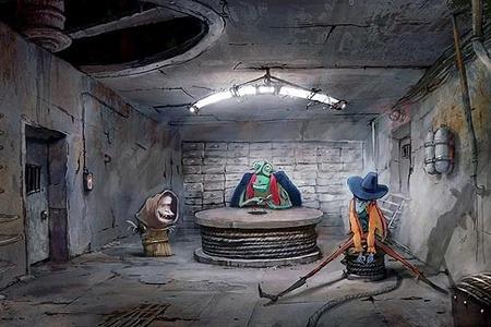 «Ку! Кин-дза-дза»: новый мультфильм от Георгия Данелии