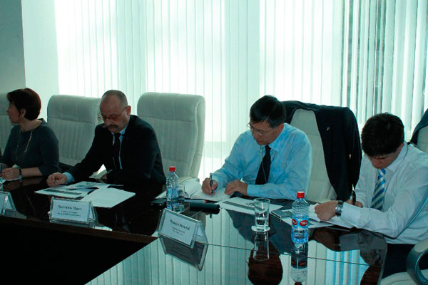 Генеральный консул Германии в РК посетил Южно-Казахстанскую область