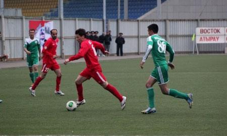 Состоялись матчи пятого тура казахстанской Премьер-Лиги