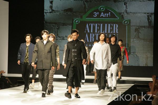 В Алматы открылась неделя моды Kazakhstan Fashion Week (фото)