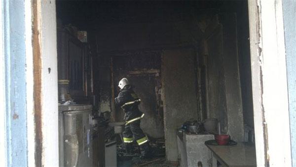 Два человека пострадали в Семее из-за взрыва газового баллона
