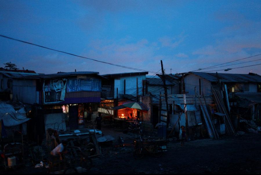 Цветная Манила