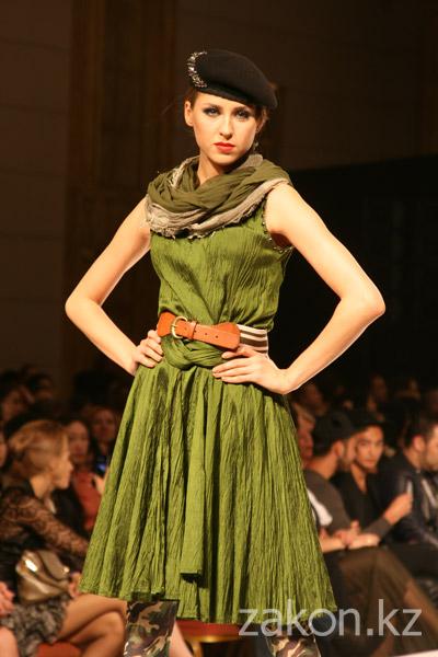 Коллекция Ирины Шумовой - в центре внимания на Kazakhstan Fashion Week, день второй (фото)