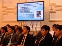 Представители ЦИК разъясняли актюбинской молодежи избирательное право