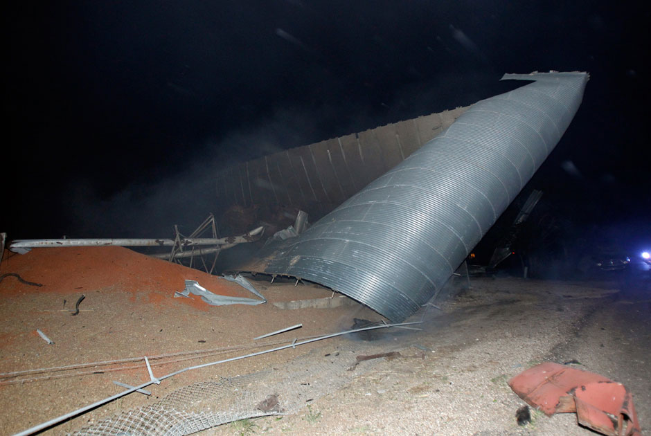 При взрыве на заводе в Техасе погибли 70 человек