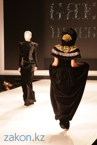 В Алматы завершилась Казахстанская неделя моды (фото)