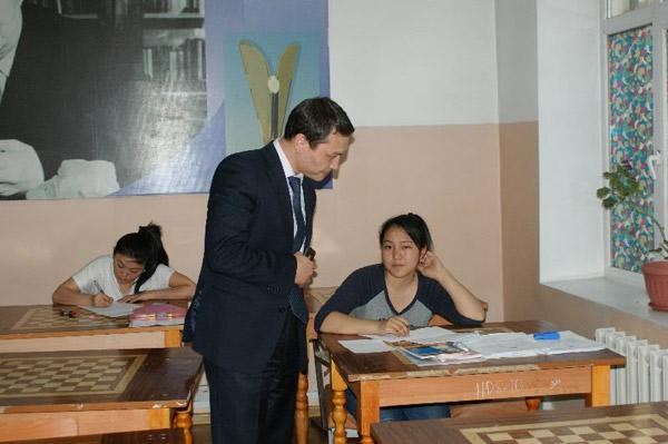 В Алматы провели рейд по студенческим общежитиям