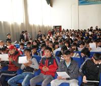В Алматинской области подросткам рассказали о традиционных и нетрадиционных аспектах ислама