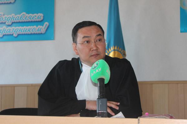 В Костанае состоялся открытый судебный процесс над нарушителями ПДД