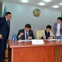 В Астане подписан меморандум по вопросам трудоустройства «болашаковцев» в сфере здравоохранения