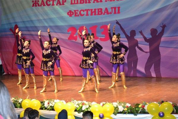 В Астане прошел фестиваль «Студенческая весна 2013» (фото)