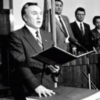 23 года назад Нурсултан Назарбаев был избран президентом Казахской Советской Социалистической республики