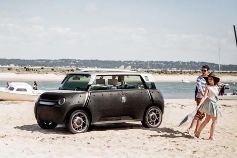 «Тойота» показала полипропиленовый автомобиль