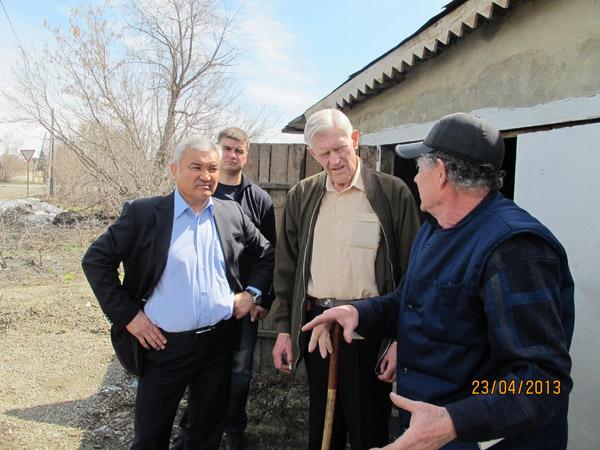 В Восточно-Казахстанской области прошло заседание Совета общественности