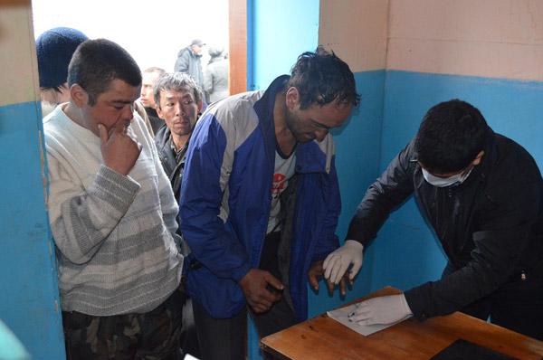 В Северо-Казахстанской области проводится оперативно-профилактическое мероприятие «Бродяга»