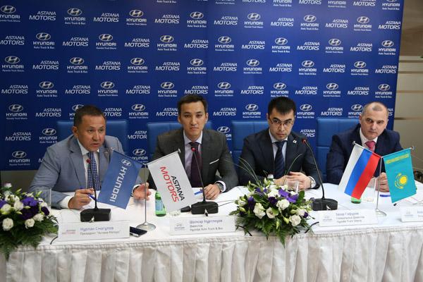 Автомобили казахстанского производства будут поставляться в Россию