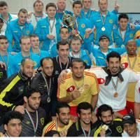 Ватерпольный клуб Астана получил золотые медали на 9- м кубке Азиатских Чемпионов