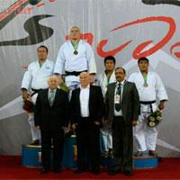 Национальная сборная РК завоевала 5 бронзовых медалей на чемпионате Азии по дзюдо