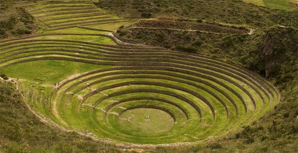 Мистические земледельческие террасы инков Морай