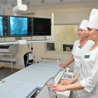 В Кокшетау открылось новое отделение ангиографии