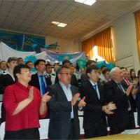 В Семее прошел форум «Судьба страны - моя судьба»