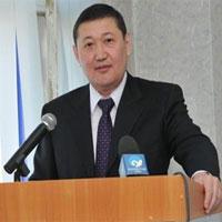 На заседании выступил вице-министр регионального развития Серик Нокин