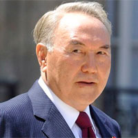 Президент Казахстана побывал на праздничном концерте в Астане