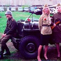 В сувенирных лавках столицы скуплены все муляжи оружия времен Великой Отечественной войны