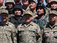 Глава Государства дал высокую оценку уровню подготовки ВС РК