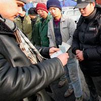 Более 20 нелегалов-граждан Узбекистана задержаны в Алматинской области
