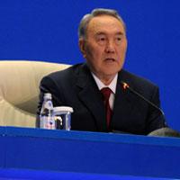 """Н.Назарбаев: """"Наши друзья"""" в кавычках говорили, что мы не сможем построить государство"""