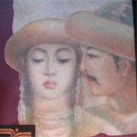 Героев известной казахской легенды Козы Корпеш и Баян Сулу изобретательные...