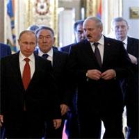 Путин и Лукашенко 28-29 мая посетят Казахстан с рабочим визитом