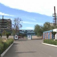В Таразе из-за отсутствия сырья простаивает металлургический завод