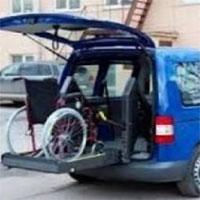 В Алматы не хватает специальных такси для инвалидов