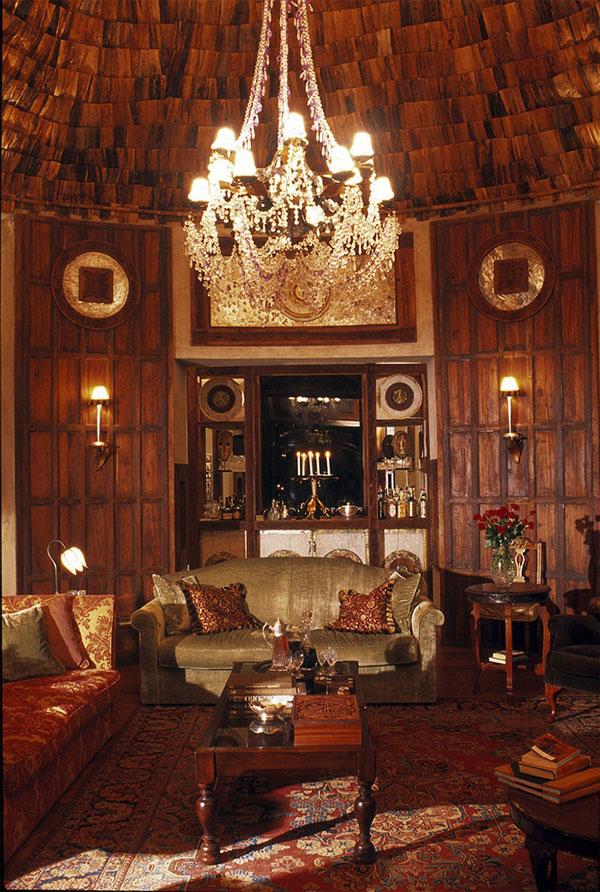 Роскошный отель в сердце природного заповедника