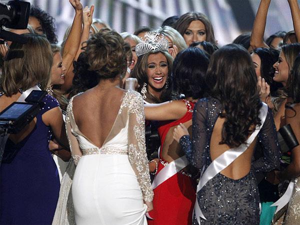 Конкурс «Мисс США» выиграла представительница Коннектикута
