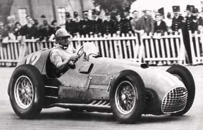 Умер автор первой победы Ferrari в Формуле-1