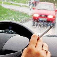 Внести в новый административный кодекс Казахстана наказание за курение за рулем предложил глава МВД